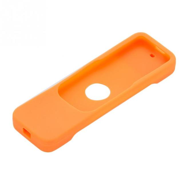 6 Colors for Choice Silicone Protective Case Cover Skin for Apple TV 4 Remote Control