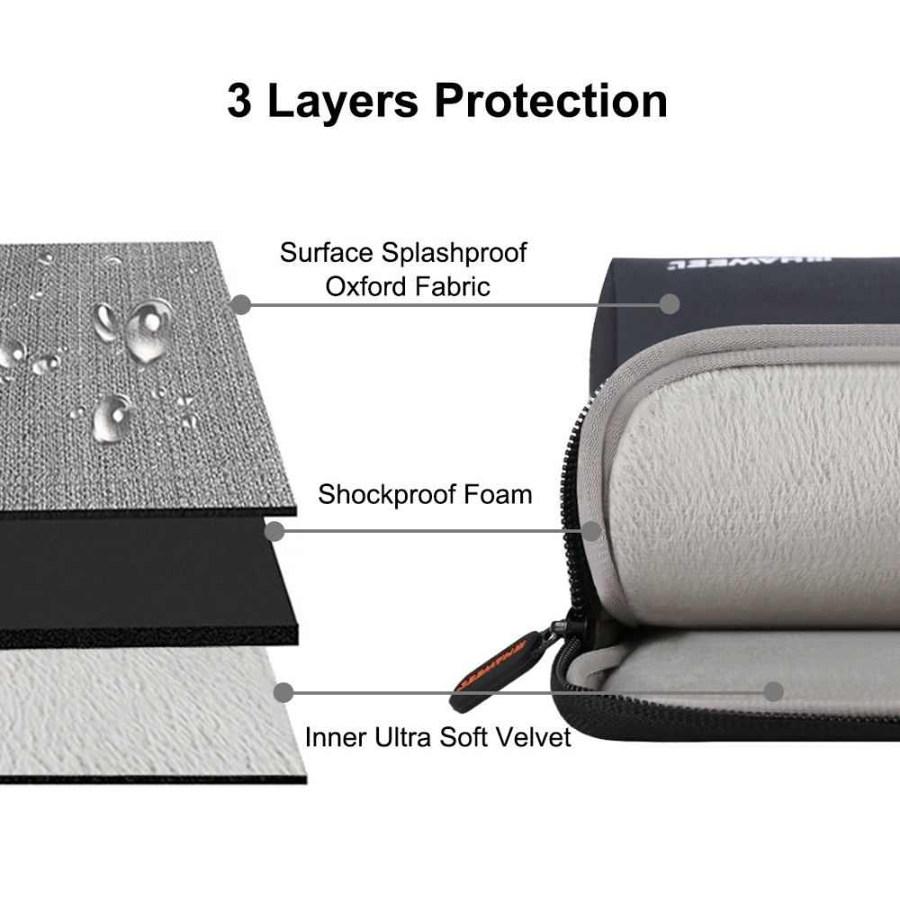 9.7 นิ้วผ้ากันน้ำแล็ปท็อปสำหรับ iPad 9.7 นิ้ว Fit สำหรับ 7-9.7 นิ้วแล็ปท็อปป้องกันฝุ่นกันกระแทก A50