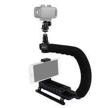 Video font b Action b font Stabilizing Handle Grip Rig for Canon Sony DSLR font b
