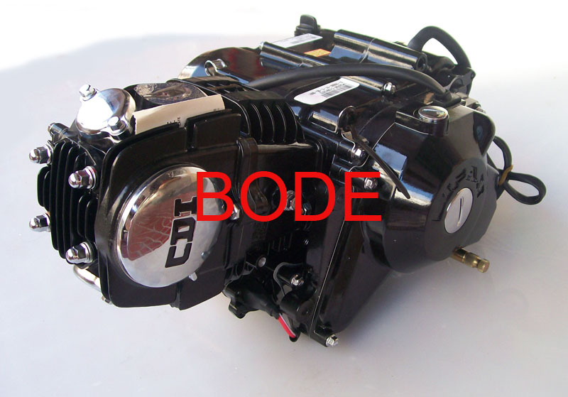 Lifan 125cc Lf125 Electric Start Motor Engine For Pit Bike