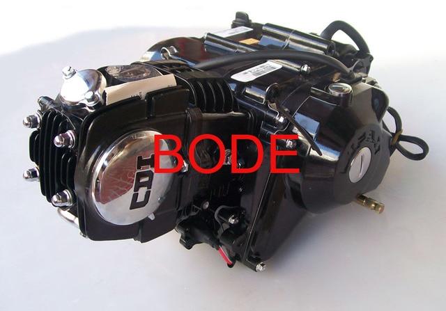 Lifan 125cc LF125 electric start motor engine for PIT Bike ...