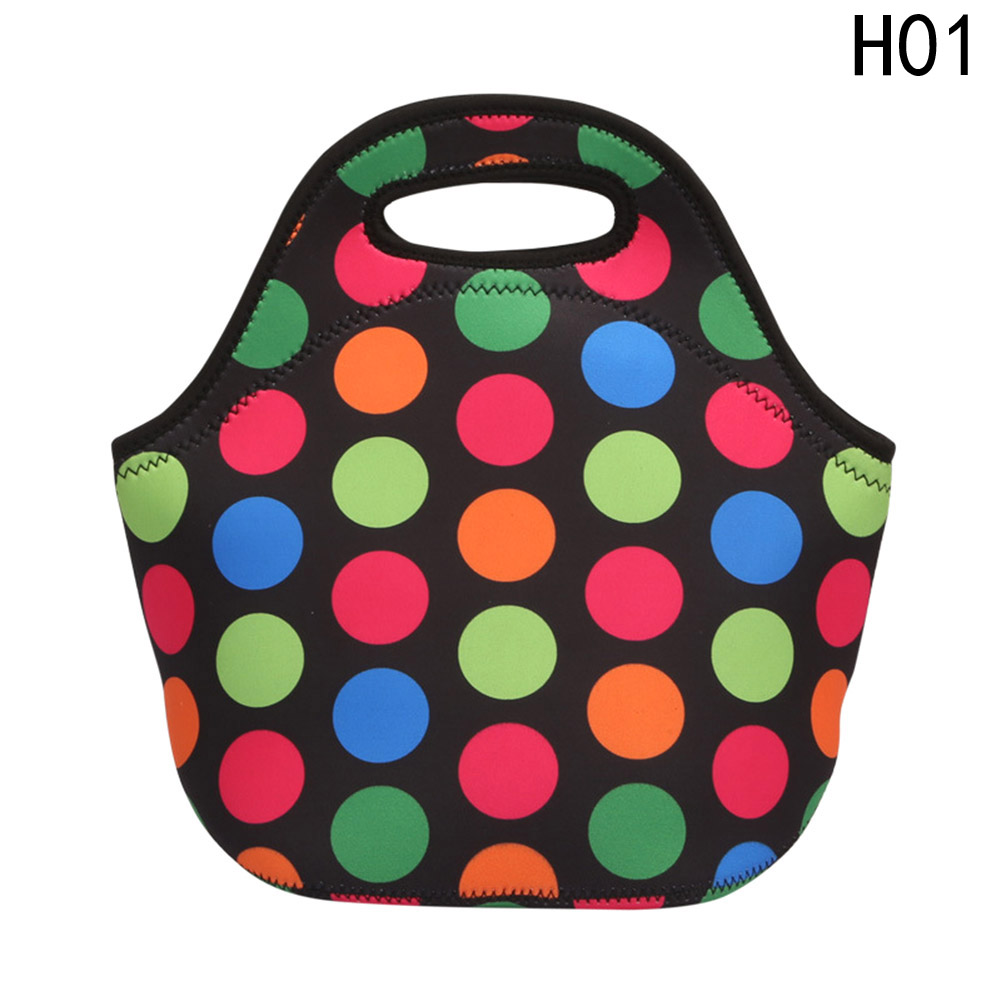 Lunch Box Food Container Portable Lunch Bag Women Kids Baby Tote Waterproof Casual Bags Box Fashion Insulated ...
