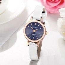 Quartz Simple Classic Watch Luxury Retro Pattern Exquisite Casual Women Gold Leather Strap Ladies WristWatch Relogio Feminino