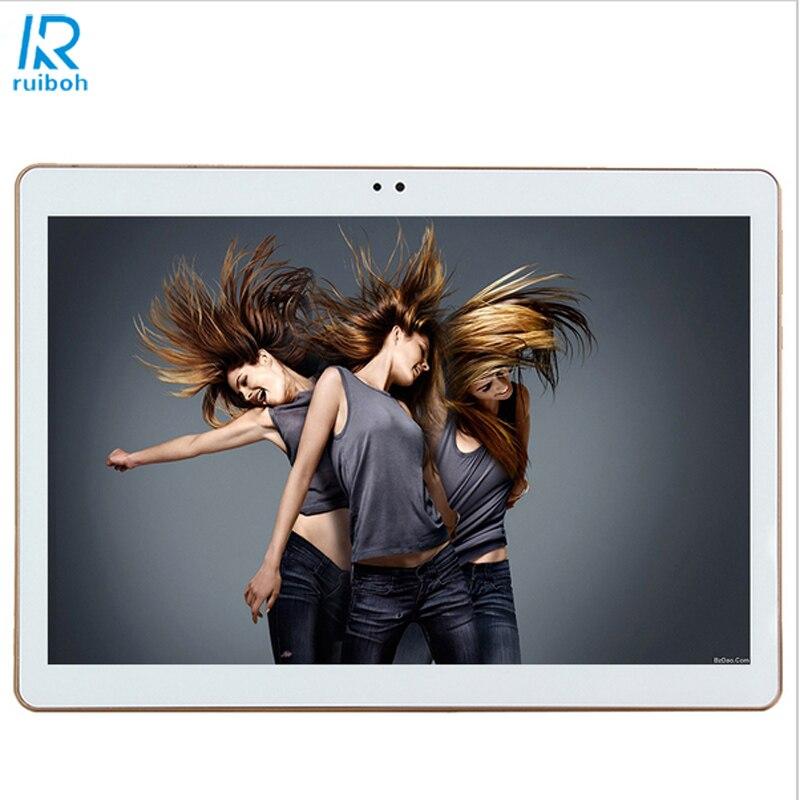 10.1 pulgadas Tablet PC Octa Core 1.3 GHz Ram 4 GB Rom 32 GB Tablet Android Phon