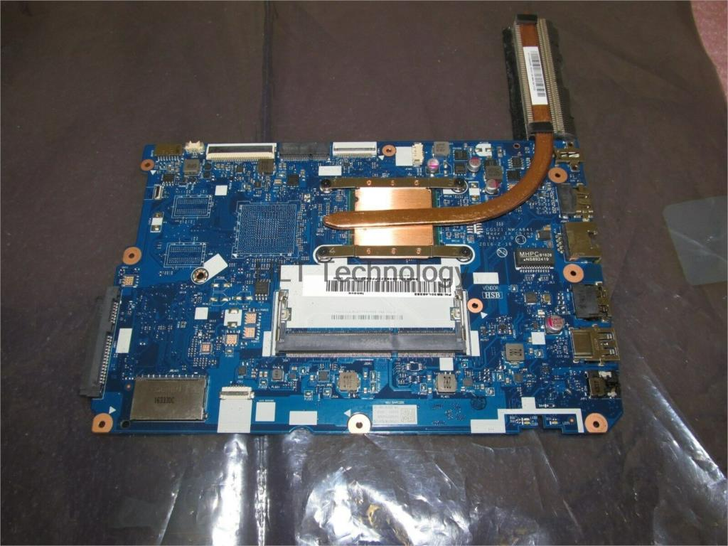 HOLYTIME Laptop <font><b>Motherboard</b></font> for <font><b>lenovo</b></font> <font><b>110</b></font>-15ACL NM-A841 CG521 with A6-7310 CPU DDR3 100% Tested OK image