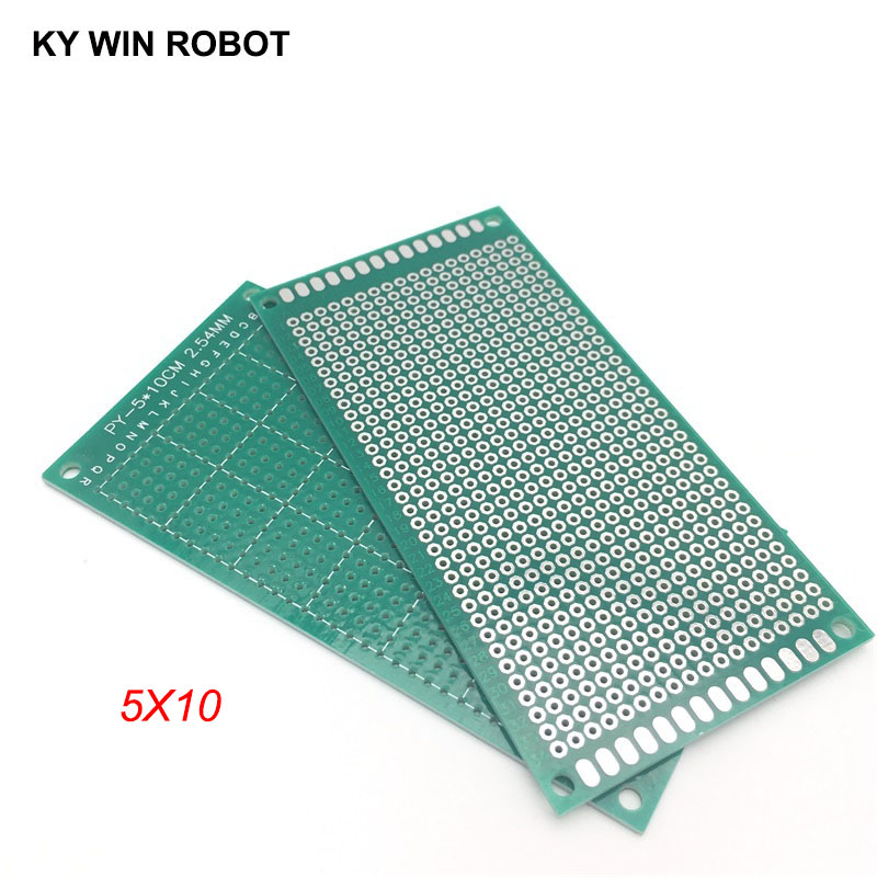 1pcs 5x10cm 50x100 mm Single Side Prototype PCB Universal Printed Circuit Board Protoboard For Arduino1pcs 5x10cm 50x100 mm Single Side Prototype PCB Universal Printed Circuit Board Protoboard For Arduino