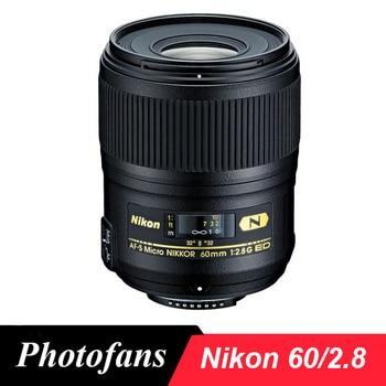 Nikon 60 / 2.8 G Macro lens AF-S Micro-NIKKOR 60mm f/2.8G ED Lenses