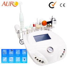 8 in 1 Cautery Ultrasonic Vaccum Spray Galvanic Facial Machine Massager Facial Beauty