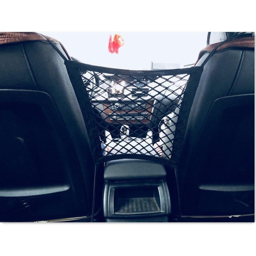 Confident Hot New Car Styling Storage Net For Kia Rio K2 K3 5 Sportage Ceed Sorento Cerato Soul Buick Hyundai Tucson 2016 Accent Ix35 Exterior Accessories