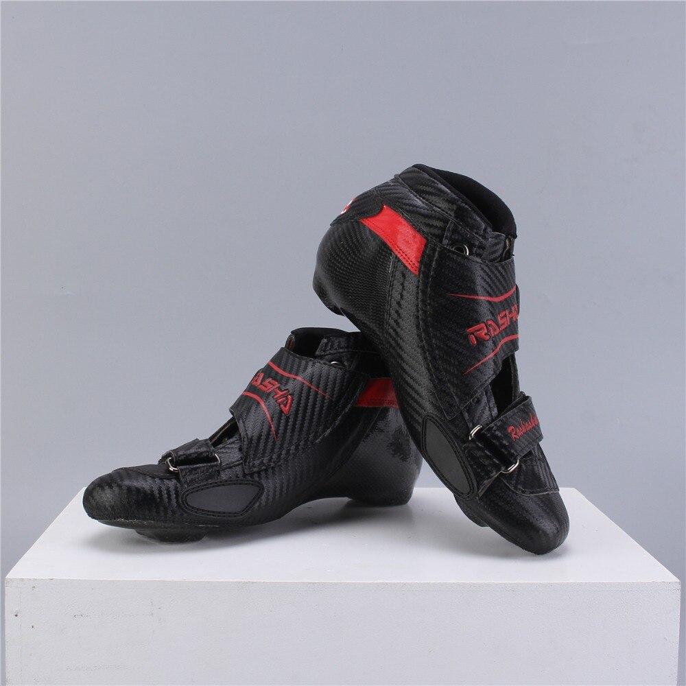 Rollschuhe, Skateboards Und Roller PräZise 100% Original Rasha Skate Inline Speed Skate Boot Racing Skate Rollschuh Boot Full Carbon Billigverkauf 50%