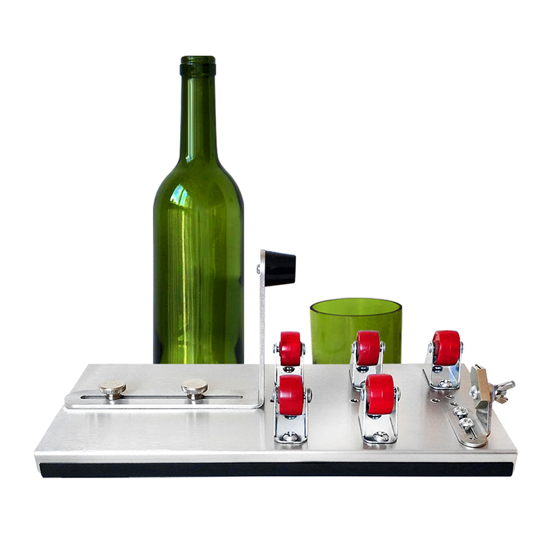 Glass Bottle Cutter Wine Bottle Cutting Glass bottles ...