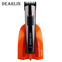 Professional Electric Hair Trimmer Rechargeable Hair Clipper Haircut Beard Trimmer Razor For Adult Men 220 240V