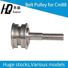 цена Belt Pulley for Cm88 Cm88s Panasonic Kme Chip Mounter Kxf0947AA000 SMT spare parts used in pick and place machine онлайн в 2017 году