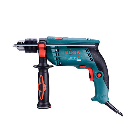 Electrico Drilling Machine Multifunctional Household Electric Rotary Impact Drill For Wall Working Power Tool Set MD8-13 multi purpose impact drill for household use la414413 upholstery drilling wall percussion impact drill set power tools 220v 810w