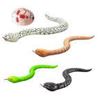 New Fun Remote Control Snake Rattlesnake Animal Trick Terrifying Mischief Toy Black High Quality Drop Shipping