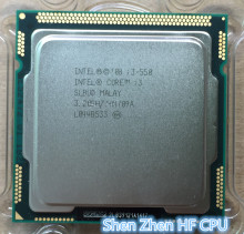 Original Intel Core i3 550 I3 550 Processor (3.2GHz /4MB Cache/ LGA1156) Desktop I3-550 CPU(China)