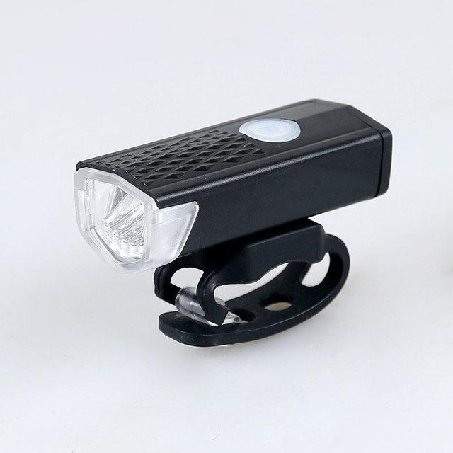 USB Аккумуляторная Велосипед Передний Свет CREE High Power Глава Фонарик Предупреждение Велоспорт Велосипед СВЕТОДИОДНЫЕ Лампы Освещения Водонепроницаемый