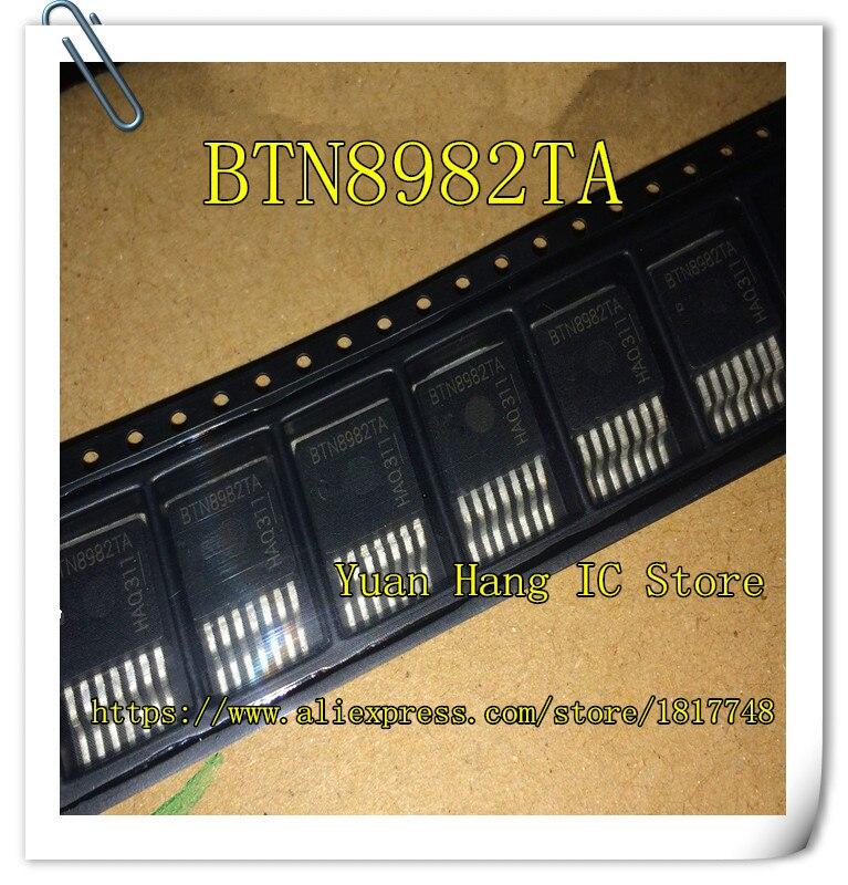 Free Shipping BTN8982TA BTN8982 8982 TO-263 New original motor drive free shipping btn8982ta btn8982 8982 to 263 new original motor drive