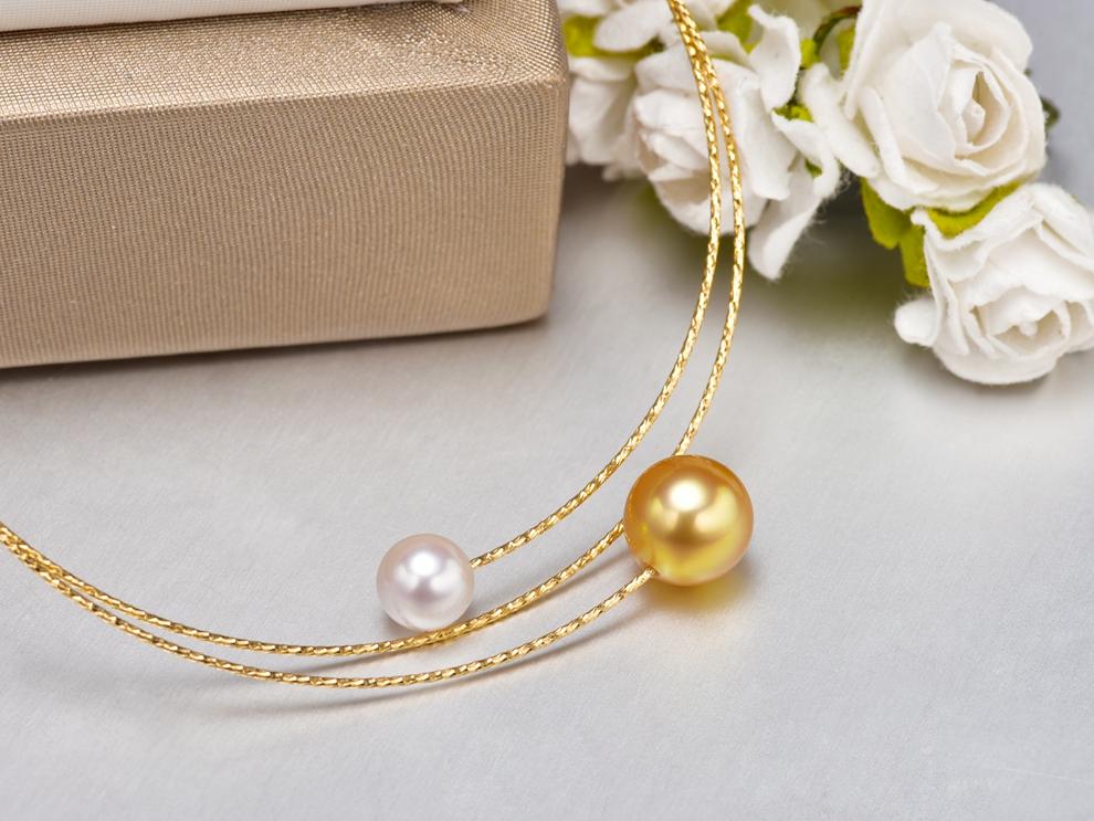 double pearl bracelet (3)