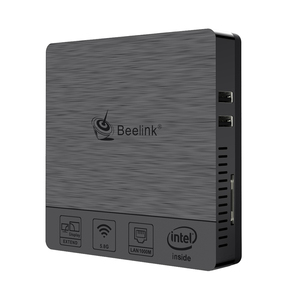 Image 1 - Beelink BT3Pro II Mini PC Computer Windows 10 4GB Ram 64GB eMMC Intel Atom x5 Z8350 Multi Media Desktop PC HDMI VGA Dual Display