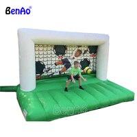 S380 BENAO Бесплатная доставка Наиболее популярные надувные воздушные Футбол/настольный футбол, надувные спортивные игры/Футбол надувные