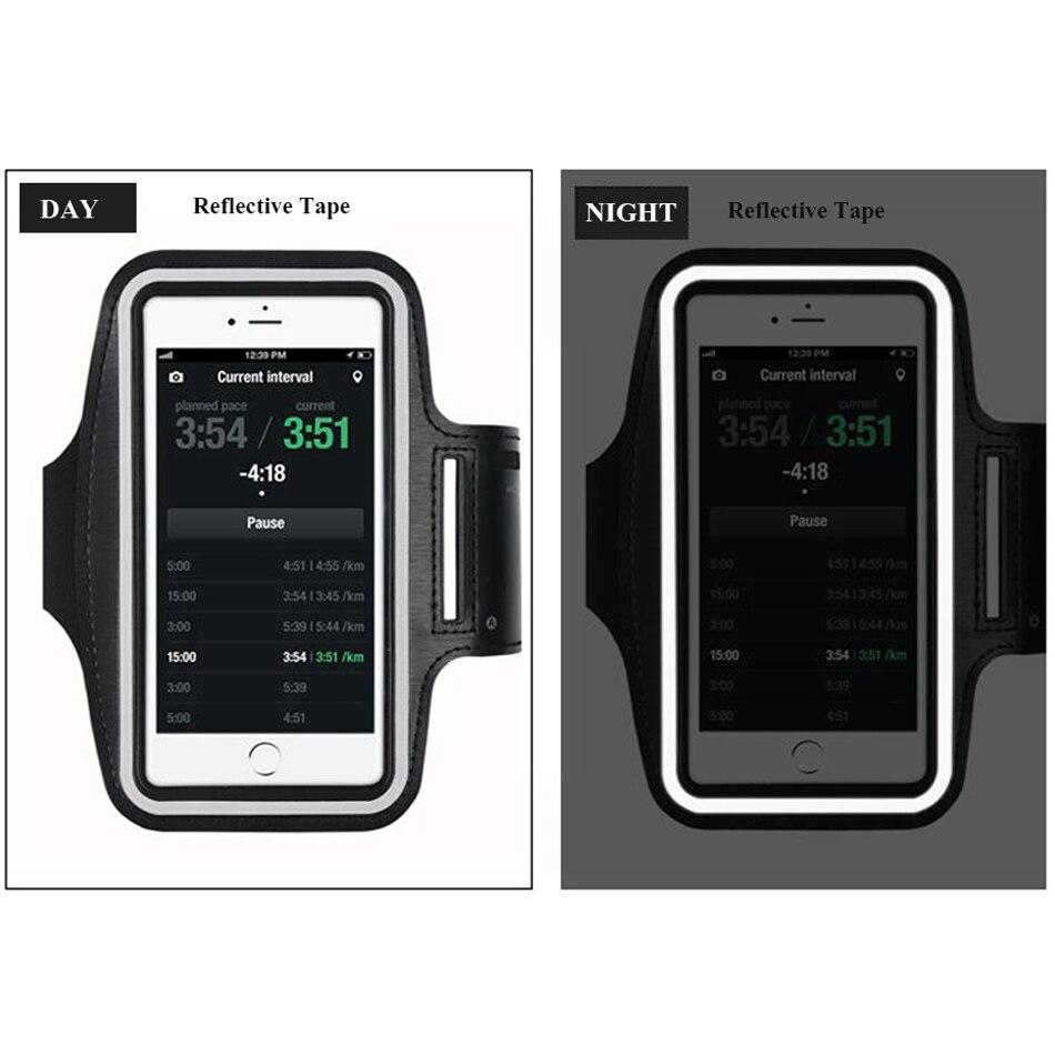 Olahraga Latihan Kasus Untuk Samsung Galaxy S8 Menjalankan Arm Band - Aksesori dan suku cadang ponsel - Foto 4