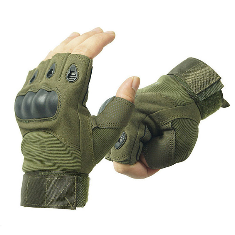 Tactical Gloves Fingerless Half Finger Military Safety Sports Glove Hiking Climbing Gloves For Cycling Bike Motorcycle FishingTactical Gloves Fingerless Half Finger Military Safety Sports Glove Hiking Climbing Gloves For Cycling Bike Motorcycle Fishing