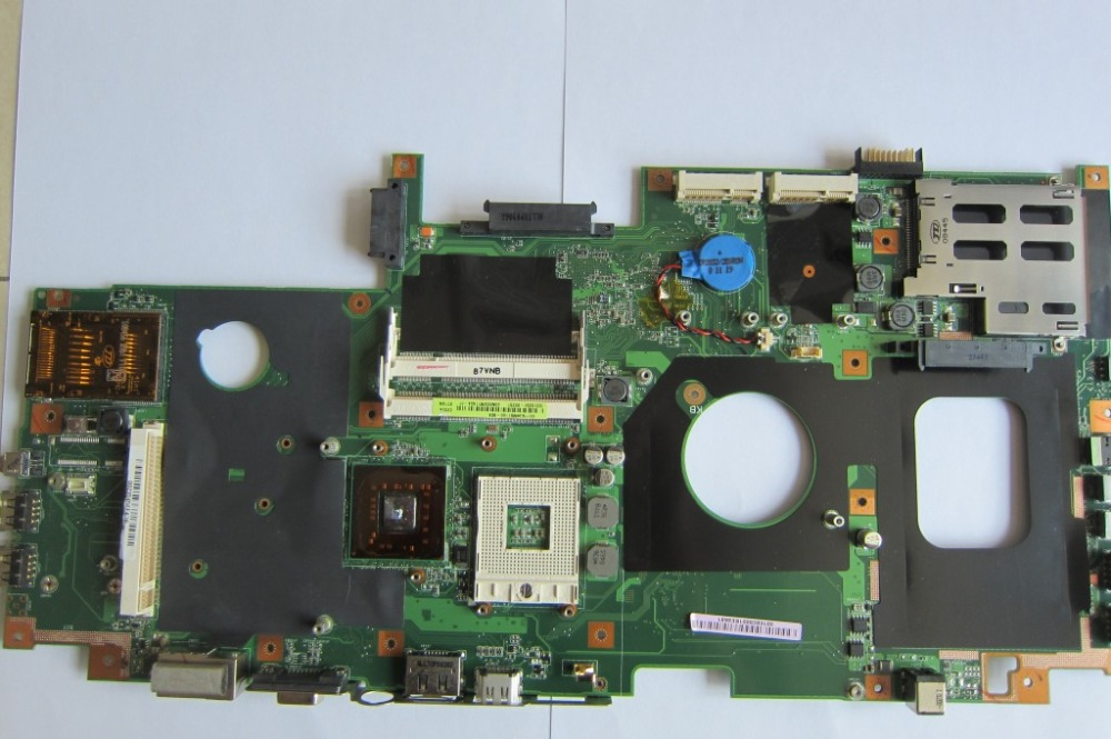 M70V non-integrated motherboard for asus laptop M70V 100%full test