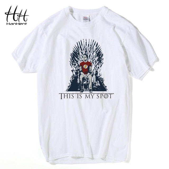 Game of Thrones TBBT Sheldon This Is My Spot T-Shirt