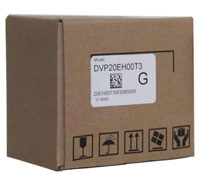 все цены на New Original DVP20EH00R3 PLC EH3 series 100-240VAC 12DI 8DO Relay output онлайн
