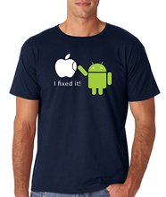 I Fixed It – Android Fixes – Geek Men's Fashion T-Shirts Size S-2XL