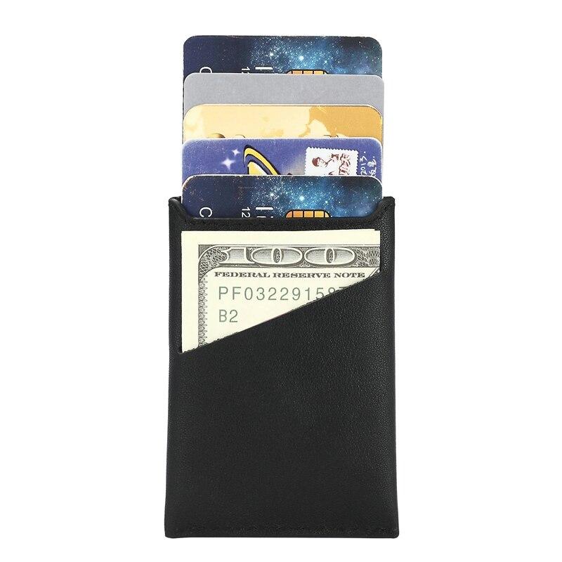 Új érkezési hitelkártya tartó férfi divat Kis pénztárca Porte ... 0ad30439c5
