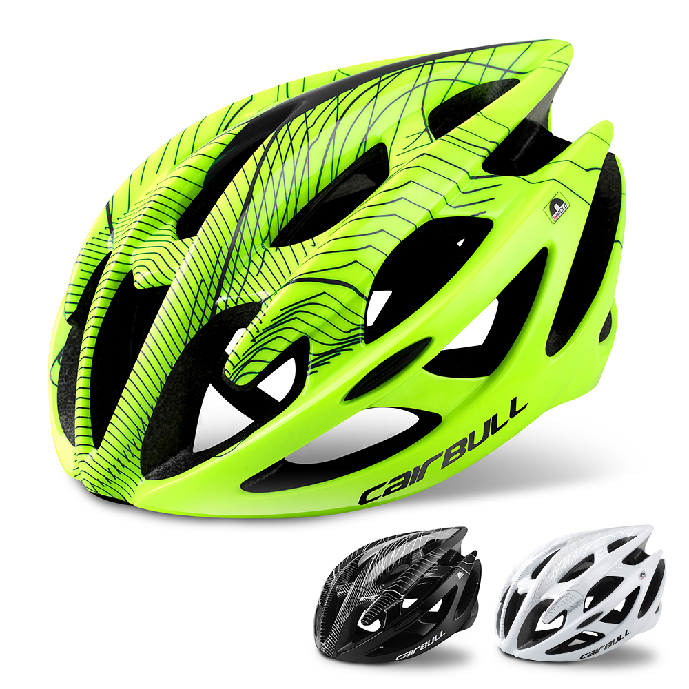 Cycling Helmet Superlight 21 Vents Breathable MTB Mountain Bike Road Safety Helmet
