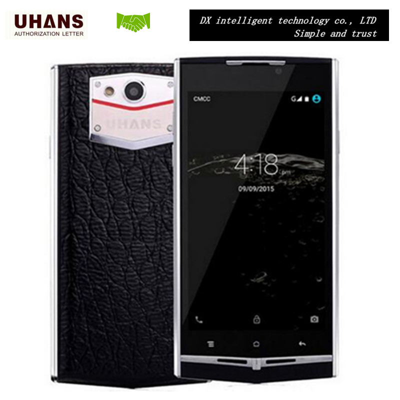 Free Gift UHANS U100 4G LTE MTK6735 Quad Core Mobile Cell Phone 4 7 HD 2GB