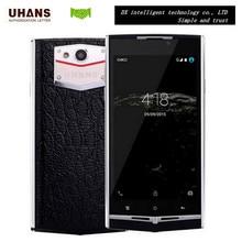 "Regalo libre UHANS MTK6735 U100 4G LTE Quad Core Teléfono Móvil 4.7 ""HD 2 GB RAM 16 GB ROM Android 5.1 Smartphone Dual Sim GPS"