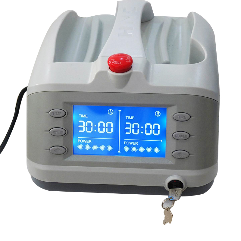 Купить с кэшбэком laser therapy device low level laser relief from pain medical instrument