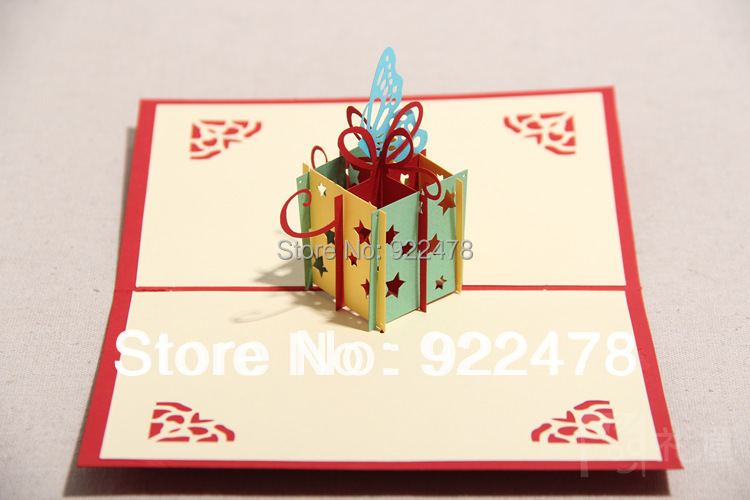 aliexpress  buy novelty stars handmade diy d customized, Birthday card