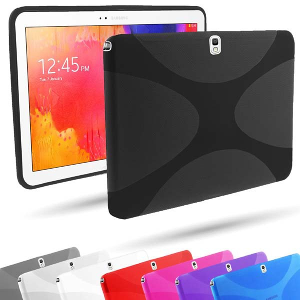Cover Pouch Rubber-Case Note-Pro X-Line P901 Silicone Galaxy Samsung Protective TPU  title=
