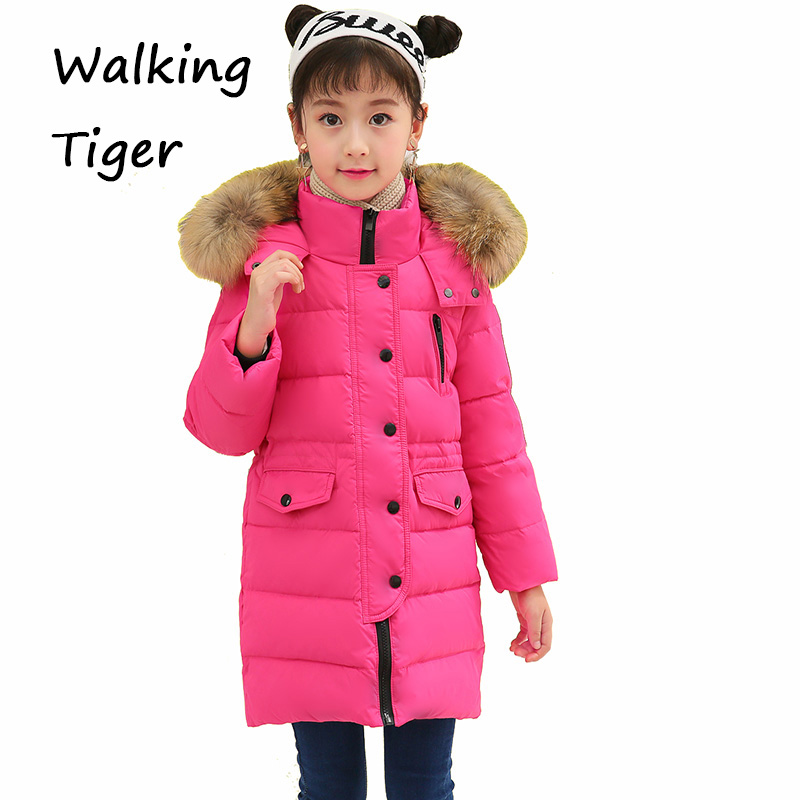 Children Down jacket coat boys girls clothing Outerwear tops winter 2017 new clothes Keep warm kids thickening 2016 new winter boys girls clothes coat children down