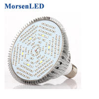 Full Spectrum Led Grow Light 30W 50W 80W E27 Led Grow Lamp For Plants Vegetables Hydroponic