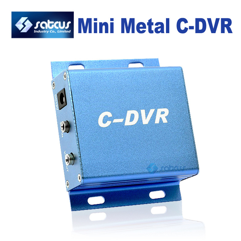Mini DVR C-DVR CCTV Camera Adapter Metal Digital Video Recorder support up to 32GB TF Card Surveillance C DVR 640 x480 1ch mini camera kit mini dvr kit wd model portable mini cctv surveillance 32g tf card dvr mini camera car dvr 8pcs 940nm leds