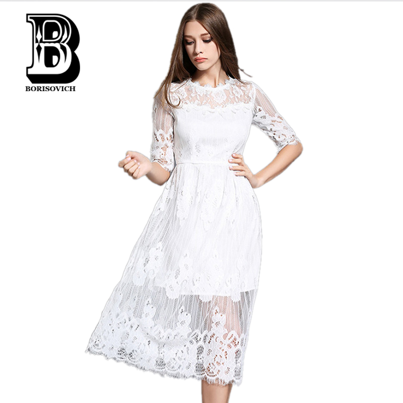 Popular Long White Gauze Dress-Buy Cheap Long White Gauze Dress ...