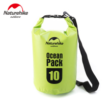 Naturehike Barrel-Shaped Tarp River Trekking Drifting Seal Rafting Bag Ocean Pack Waterproof Bag Dry Bag Outdoor 5L/10L/20L