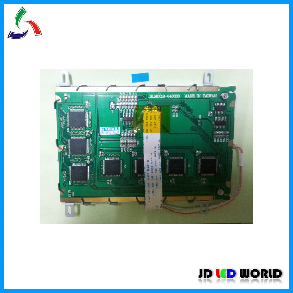 replacement LCD for HOSIDEN HLM8619 HLM8620