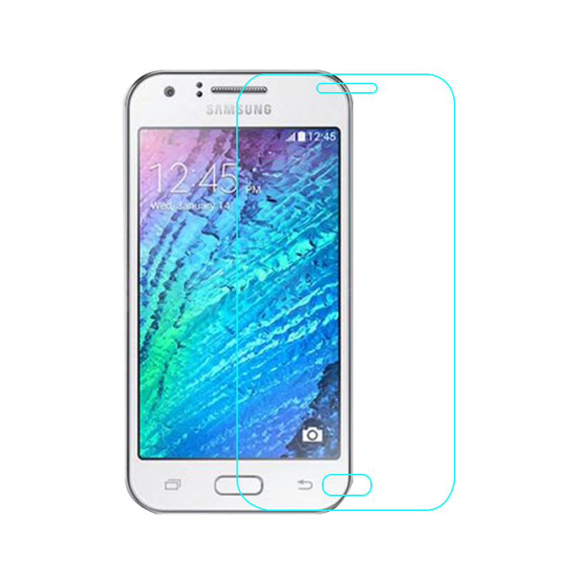 For Samsung Galaxy J5 (2015) J500F Premium Tempered Glass Screen Protector Ultra Thin Clear Explosion-proof Protective Film