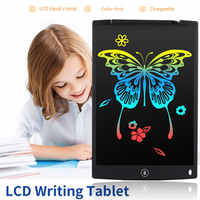 LCD Writing Tablet 12 inch Digital Drawing Electronic Handwriting Pad Message Graphics Board Kids Writing Board Children Gifts