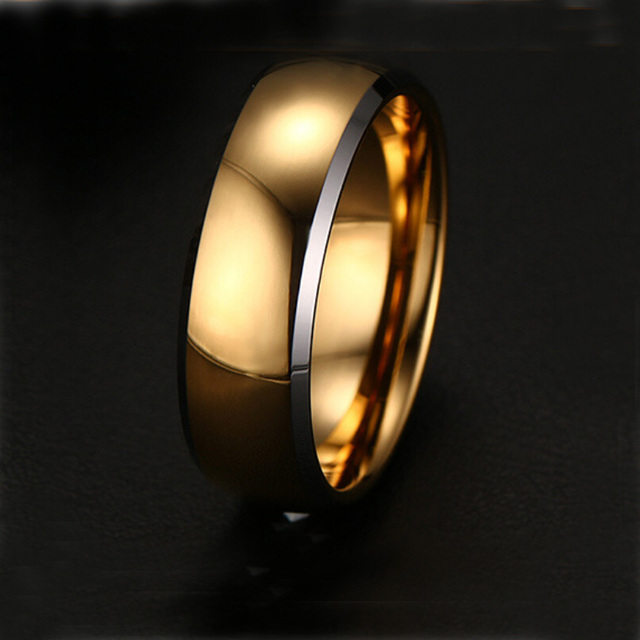 Tungsten carbide rings 24k engagement