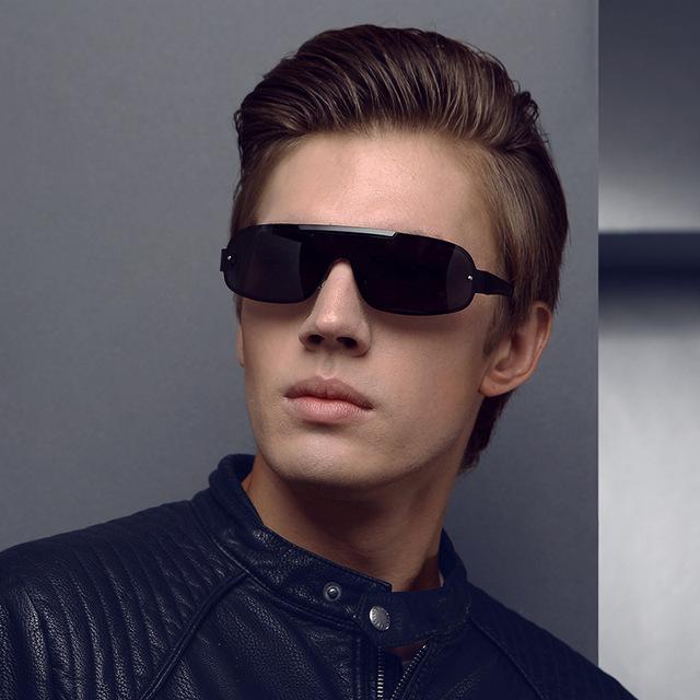 HDCRAFTER 2017 Luxury Brand Classic Polarized Sunglasses Men HD Inner Coating High-Grade Yurt Sunglasses Fishing Driving Goggle