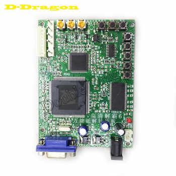 2 pcs Video game Converter Board for arcade game machine converting RGB CGA EGA YUV to VGA / CGA to VGA HD FREE SHIPPING