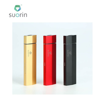 New Original Suorin Edge Case with 2 Removable Batteries 230mAh & Draw Activated Firing Design E-cig Vape Suorin Edge Case 1